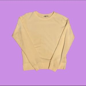 Yellow American Eagle sweater